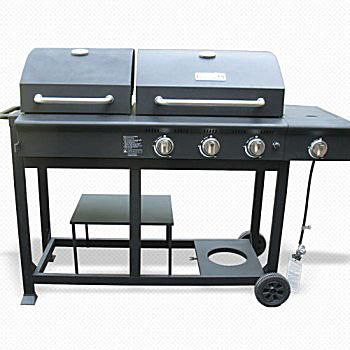 Nexgrill Charcoal and Gas Grill Combo Model# 720-0718C