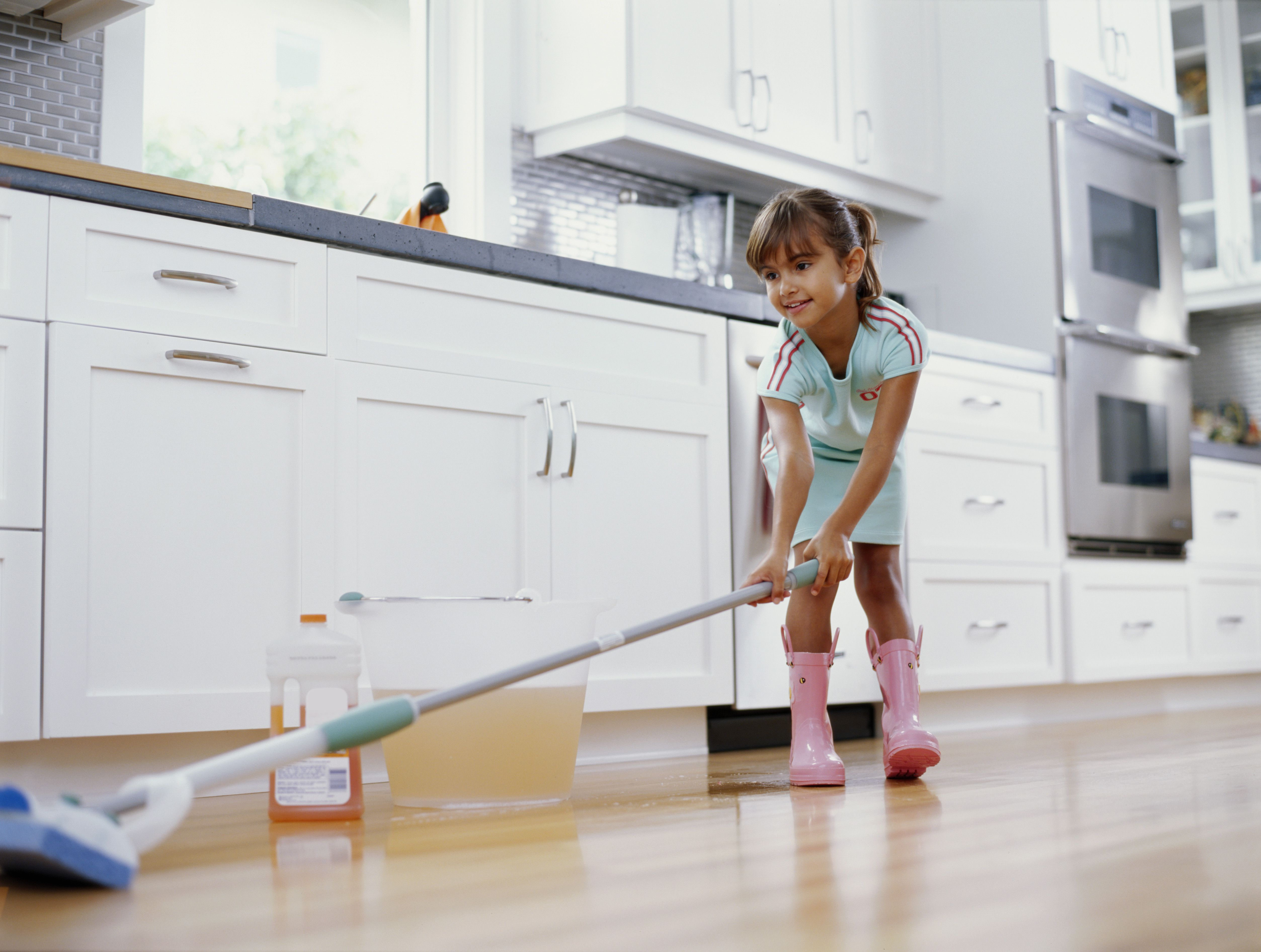 What not to do with a steam floor mop the dirty truth about mops 6 common mop types dailygadgetfo Gallery
