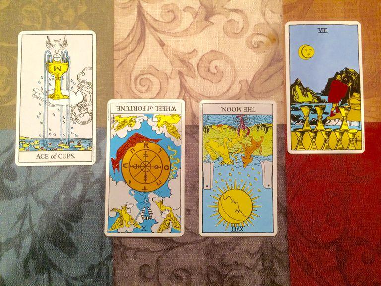 Reversed Tarot Cards