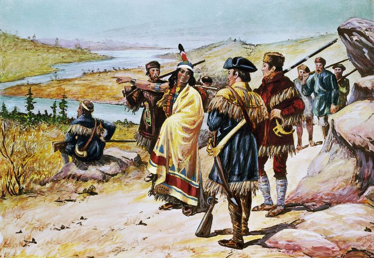 Coloring Pages For Young Learners : Free lewis and clark worksheets and coloring pages