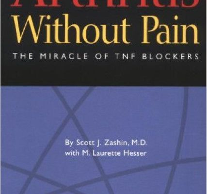 Arthritis Without Pain book cover