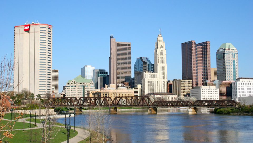 Columbus, Ohio, skyline