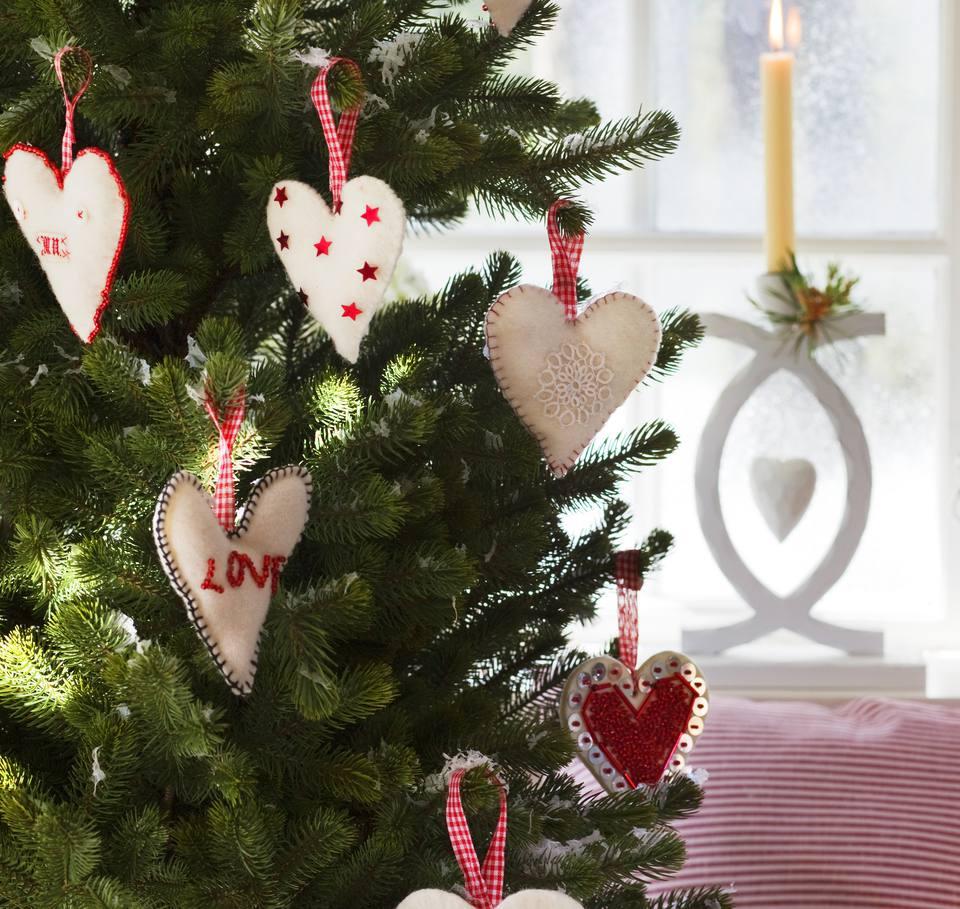 christmas tree feng shui