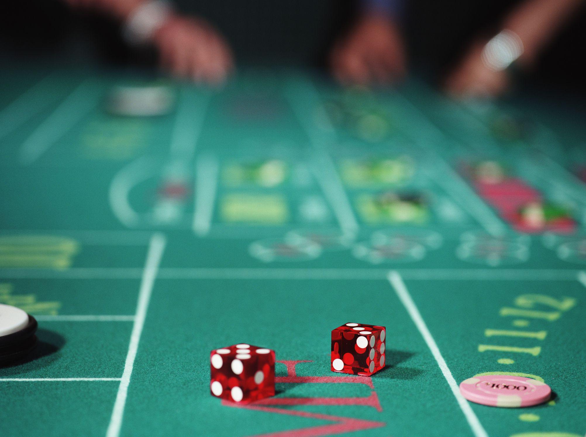 casino craps how to play