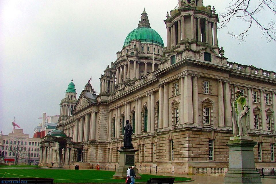 Balfast City Hall