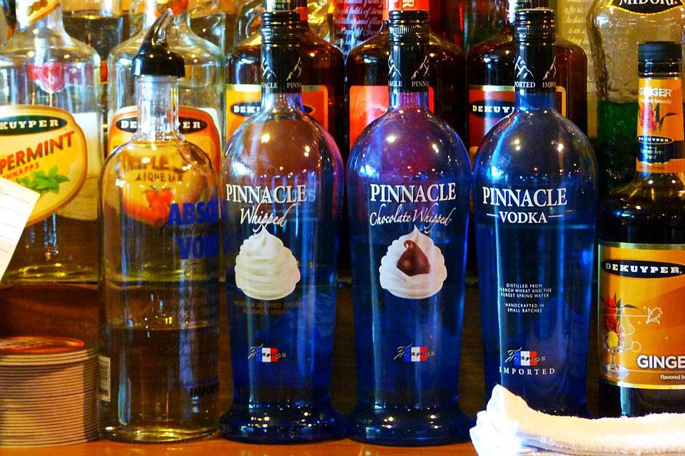 Pinnacle and other vodka brands are following a trend and creating some fun dessert-flavored vodkas