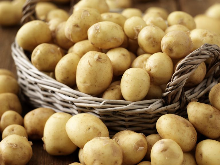 Potatoes are good for you as long as you prepare them properly.