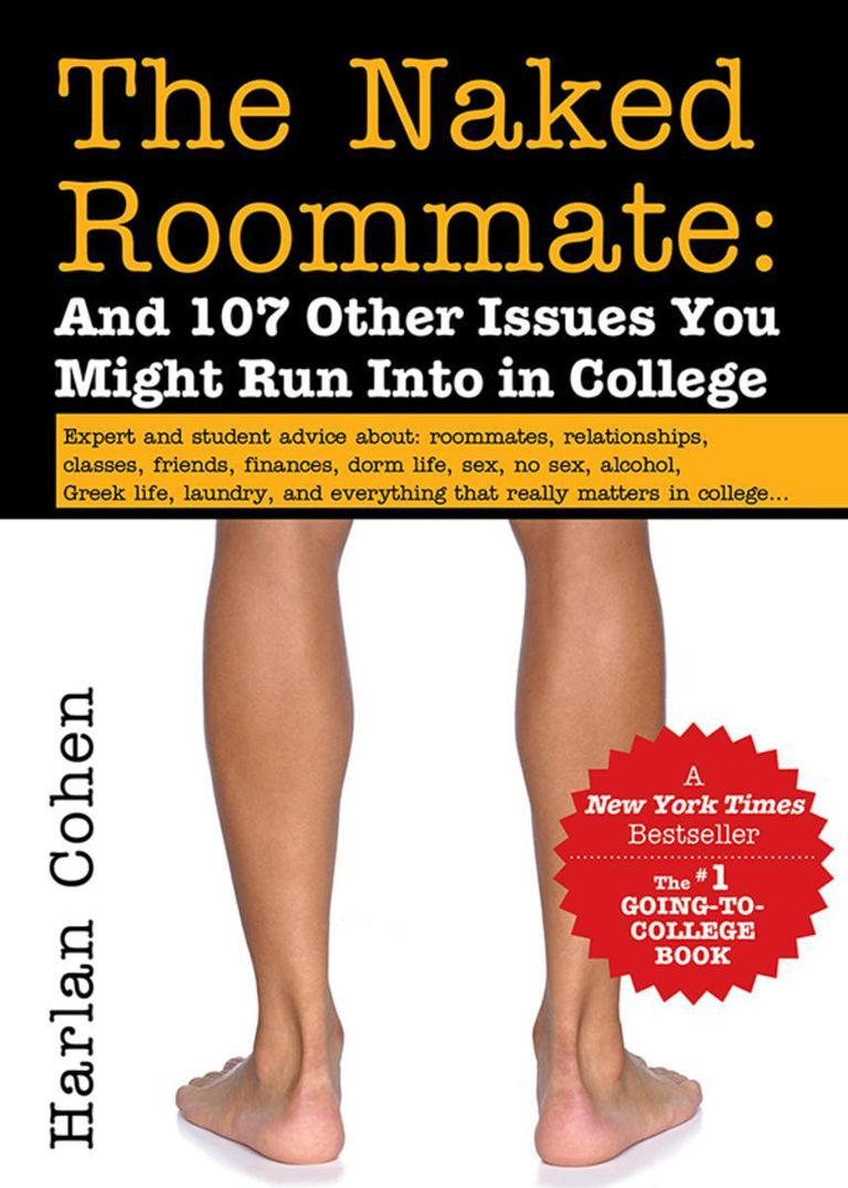 The Naked Roommate book cover