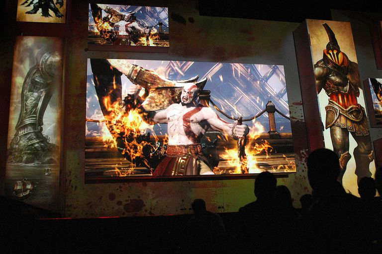 Sony Holds News Conference Ahead Of Annual E3 Gaming Conference