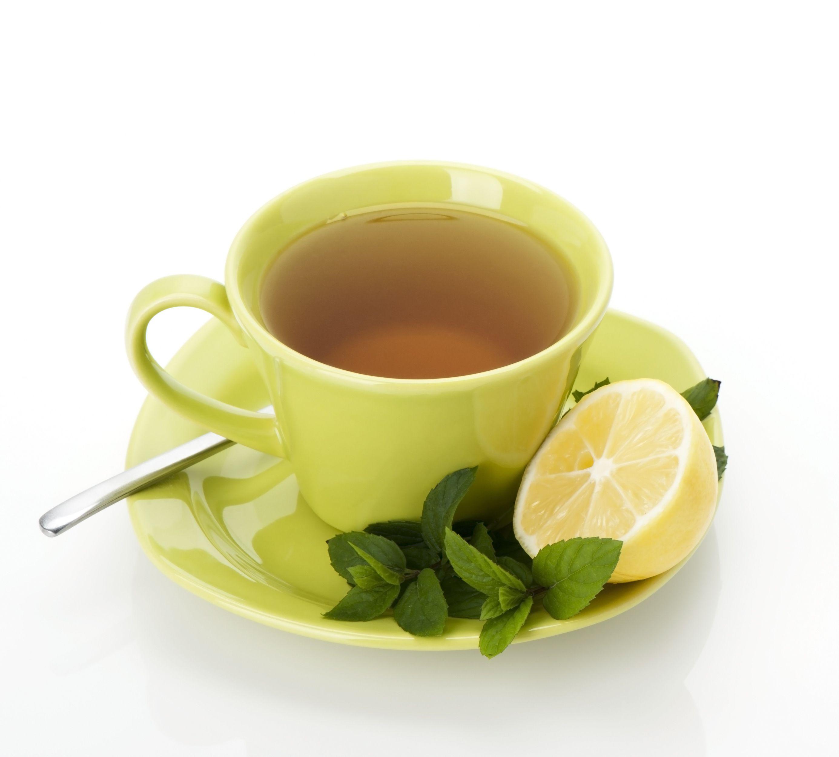Lemon Ginger Green Tea Recipe