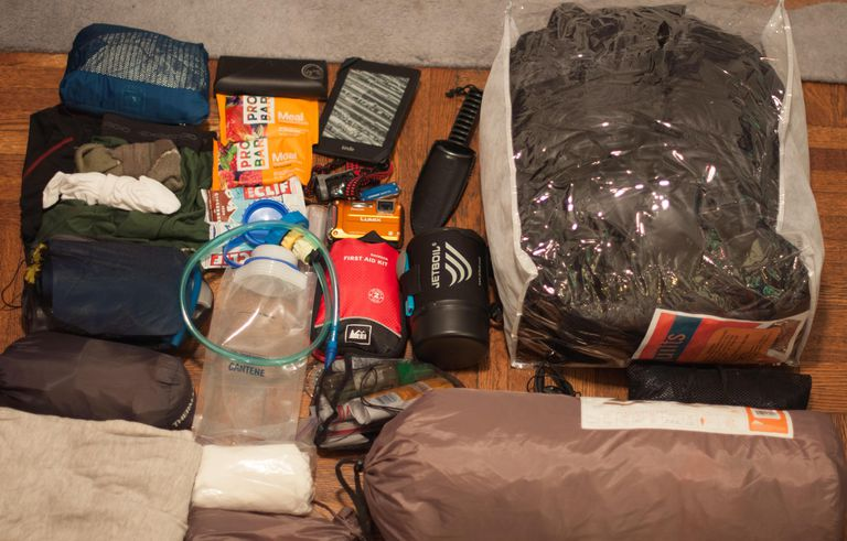 Overnight kit for one night stands