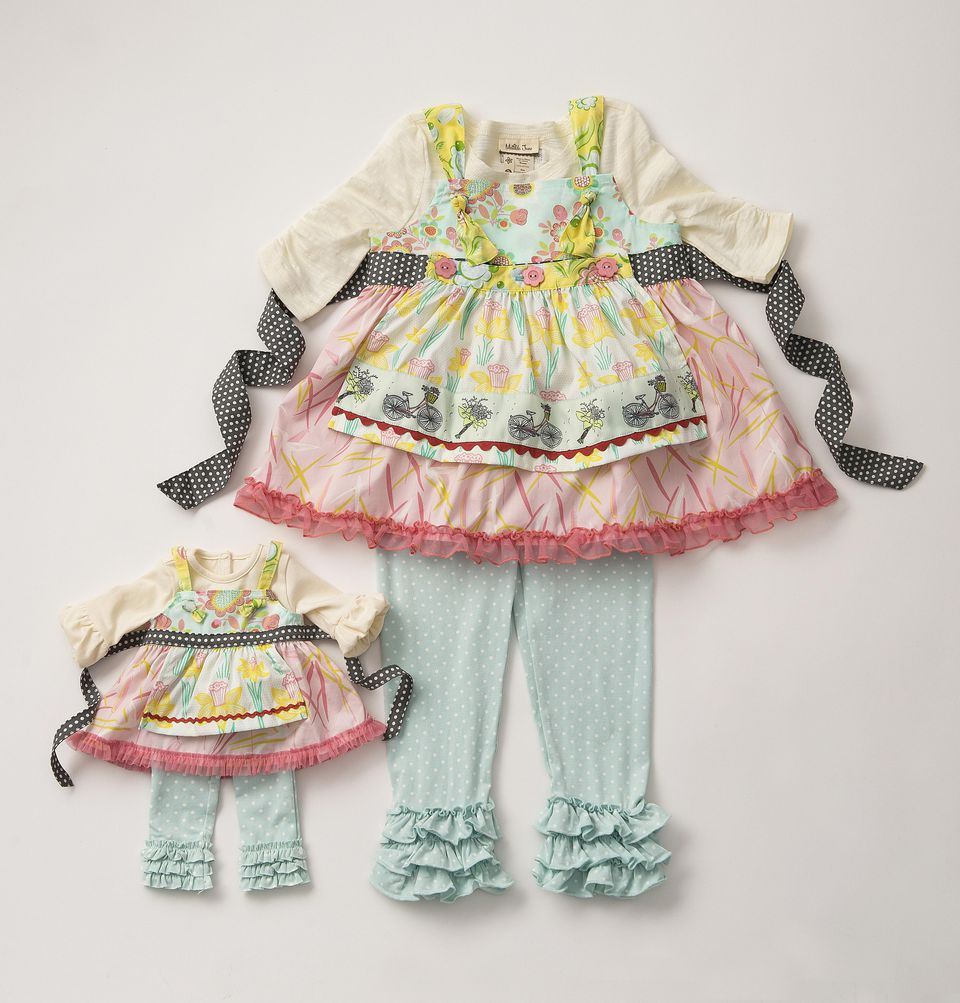 Matilda Jane Doll Clothes
