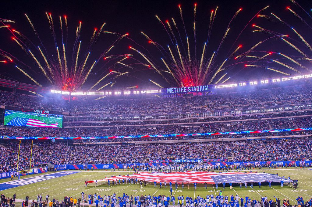 Madison Square Garden: MetLife Stadium: Travel Guide For A Giants Game In New York
