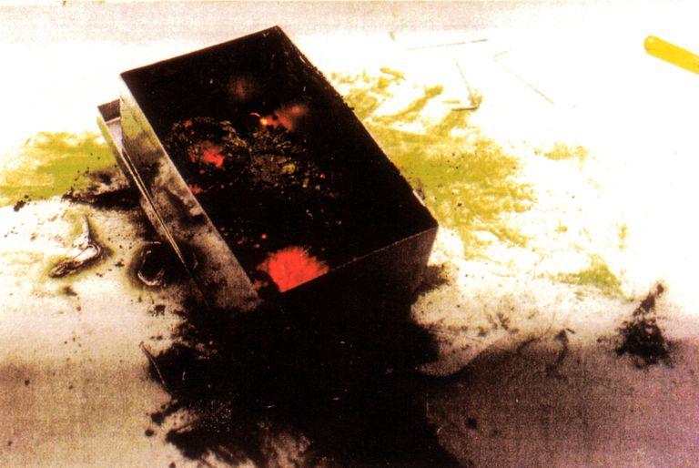 Plutonium is highly pyrophoric.