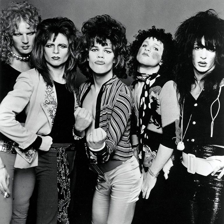 The New York Dolls, 1973
