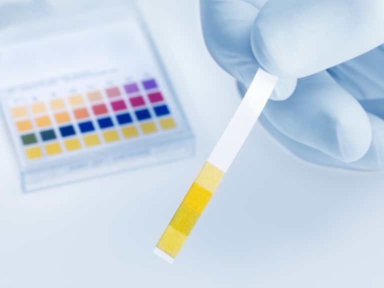 Litmus paper would not measure negative pH.
