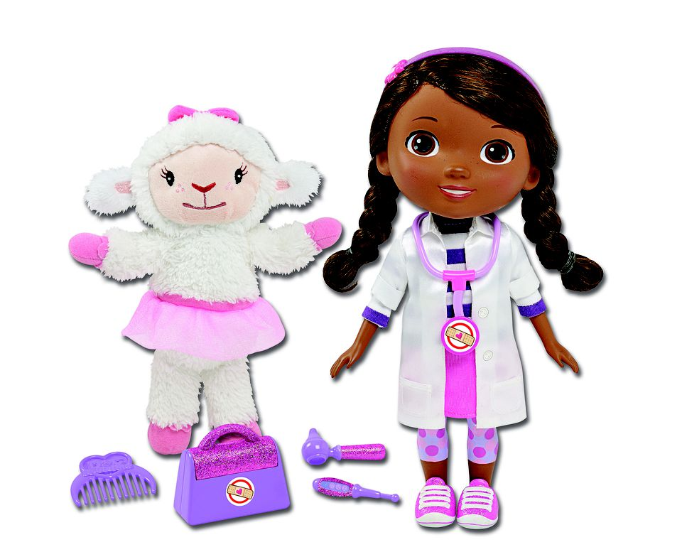 Doc McStuffins Time for Your Check-UP Doll
