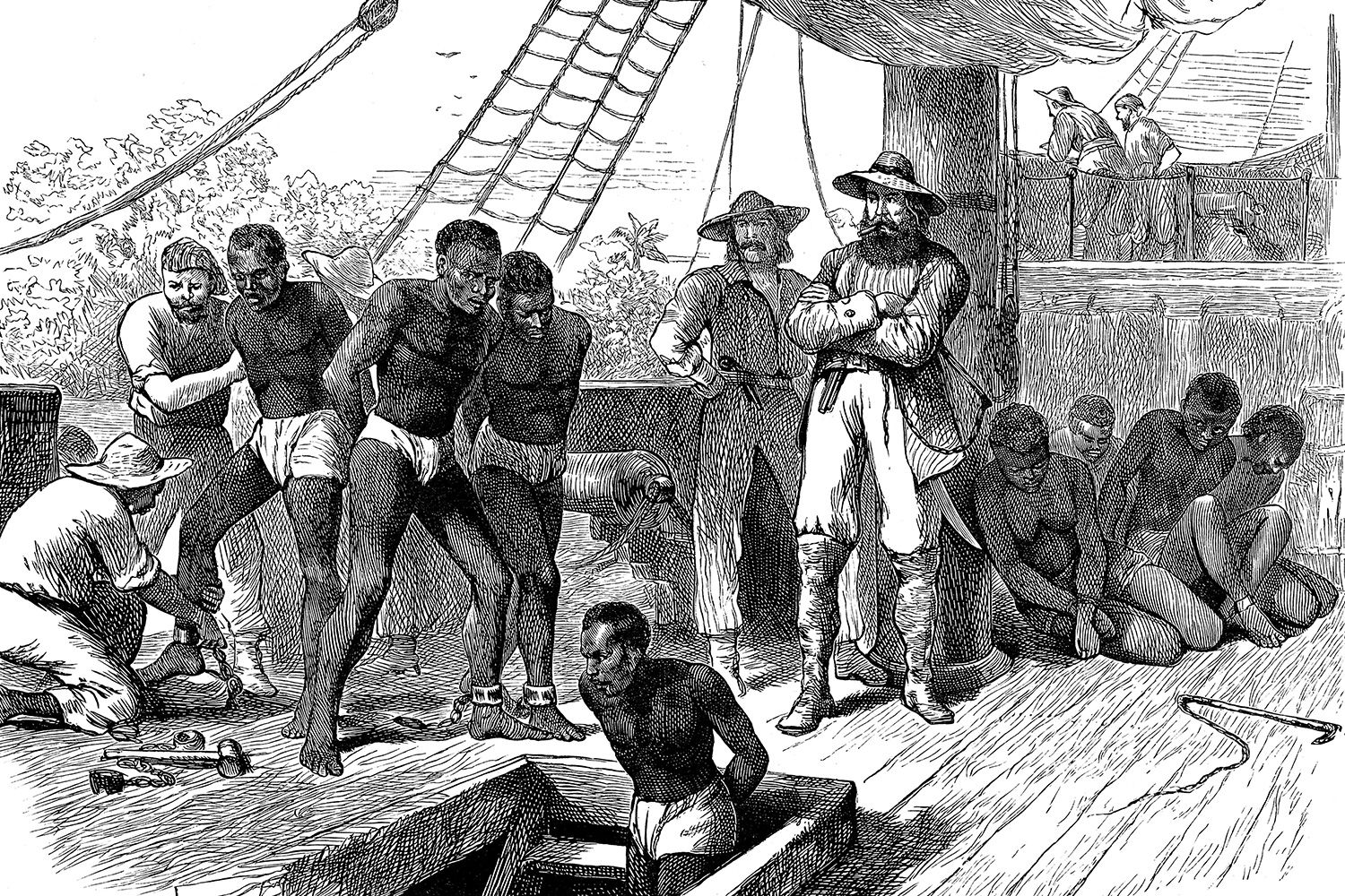 economic and cultural effects of the transatlantic slave trade from the 15th to 19th century From then until the end of the 19th century slave trade began during the 15th century its economic underdevelopment the transatlantic.
