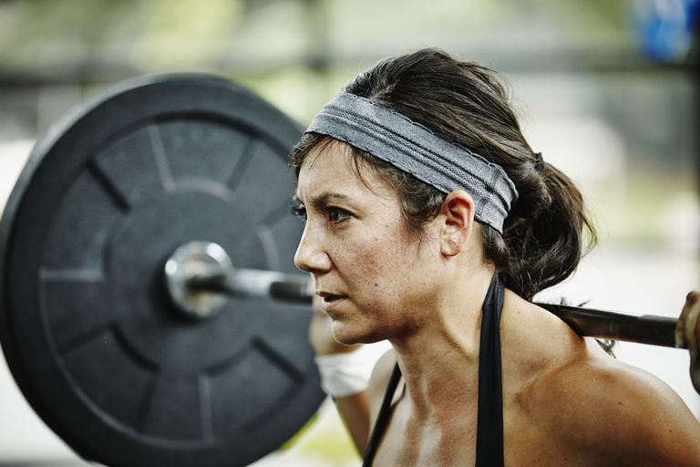 Learn the secret to a revved up metabolism: strength training!