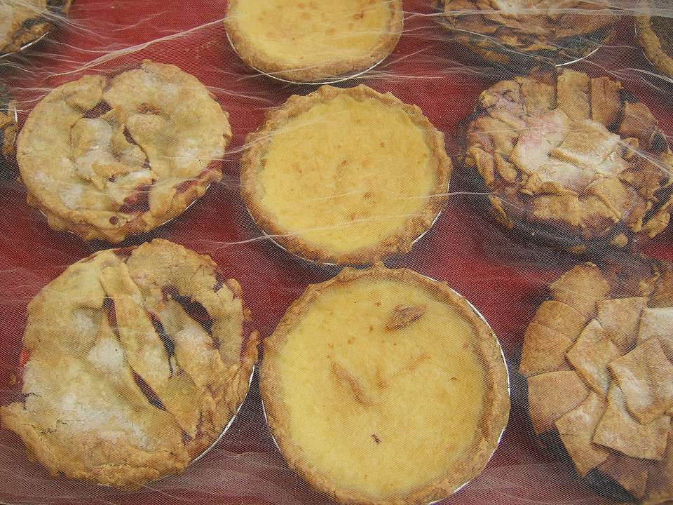 Black Bird Pies