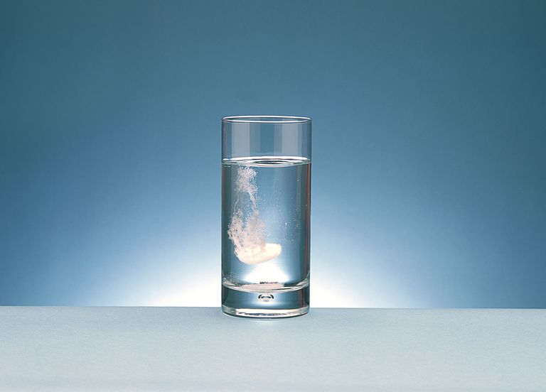 Water is valued as a solvent in part because so many types of molecules will dissolve in it.