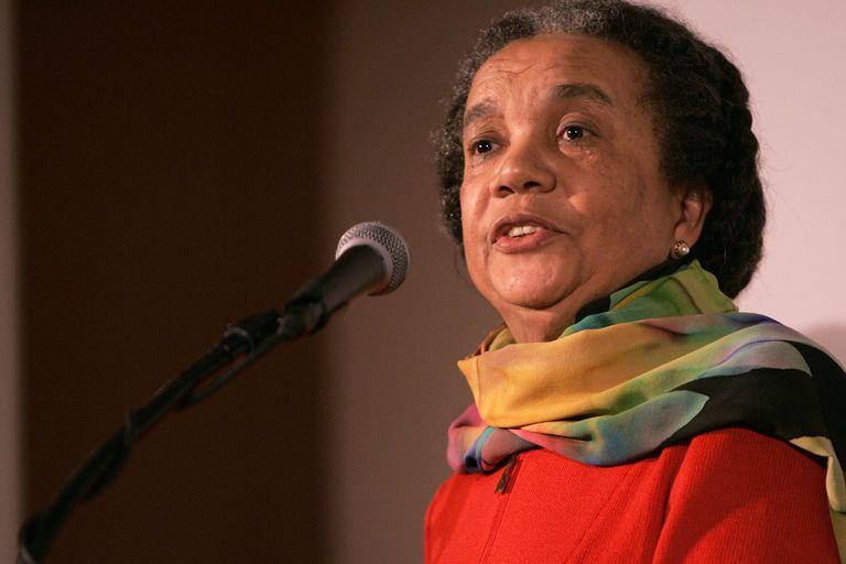 Marian Wright Edelman 2004