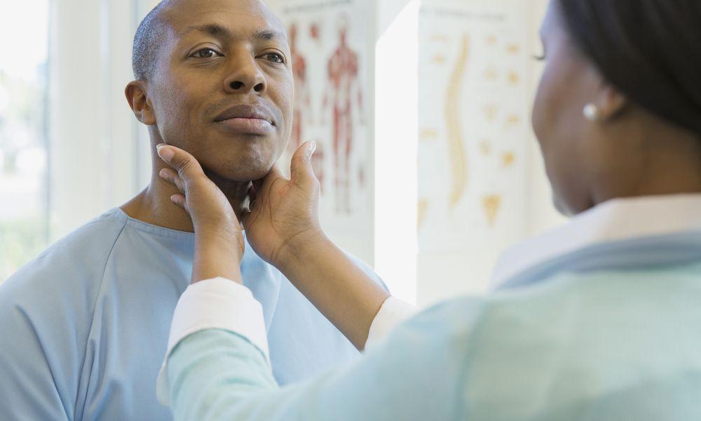 thyroid in men