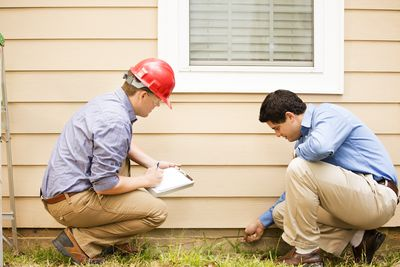 Getting Through The Home Inspection