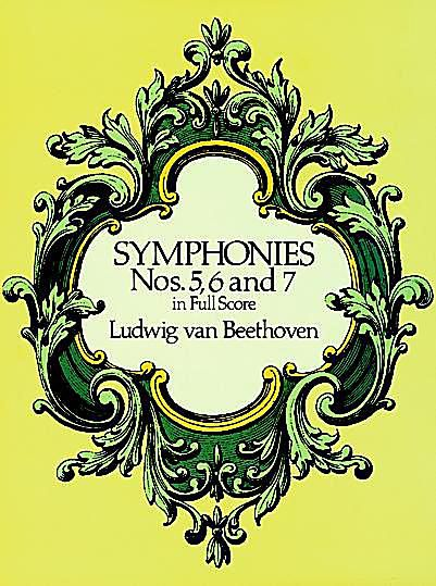 Beethoven's Symphonies in Full Score