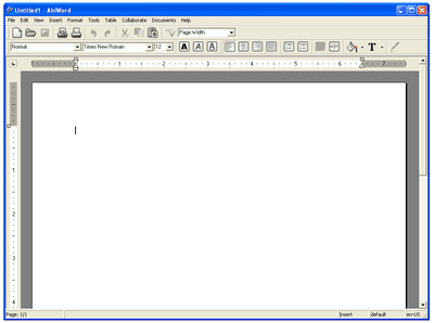 Review Of The Free Word Processor AbleWord