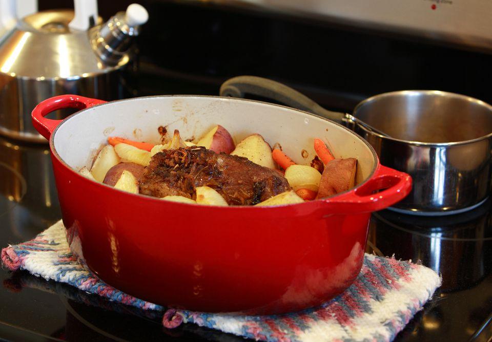 homemade pot roast