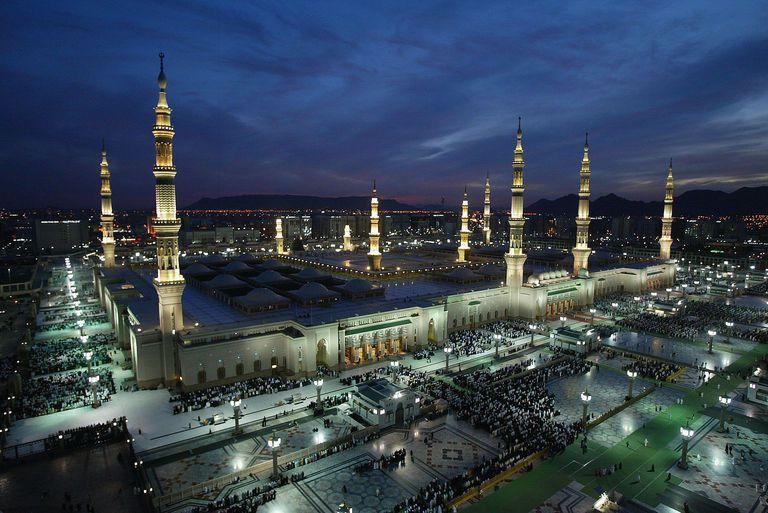 Madinah Mosque