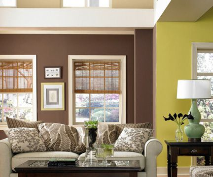 warm colored living rooms photos of cool amp warm color scheme ideas 15695