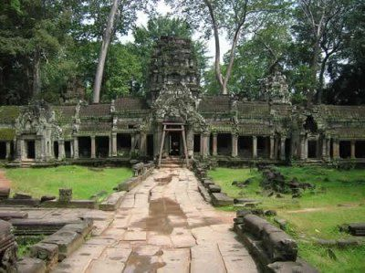 Image of Ta Prohm © Bicrom Das/Creative Commons