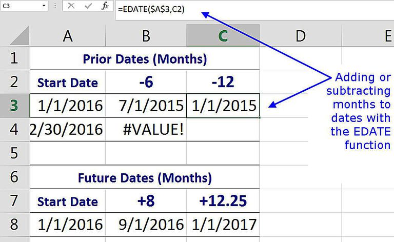 how to change date in excel to day month year