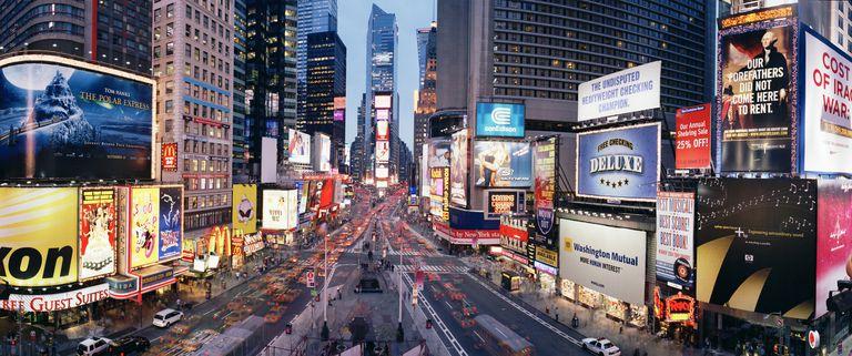 Billboards for websites