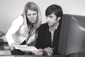 Issuing a verbal warning is stressful for both parties, the manager and the employee.