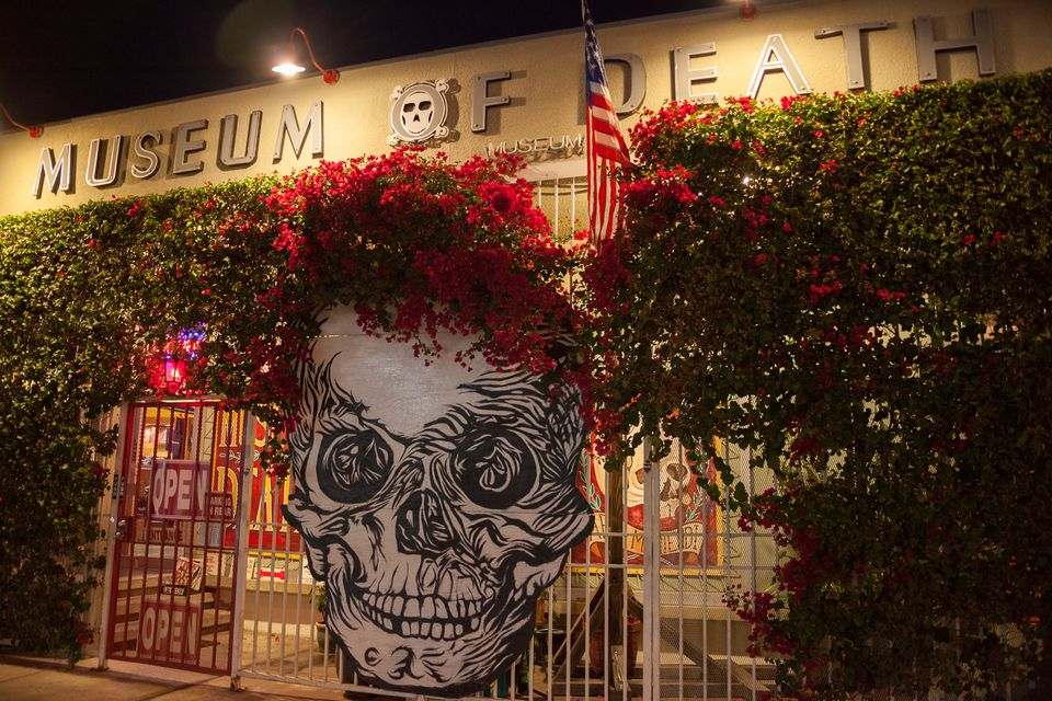 Museum of Death in Hollywood