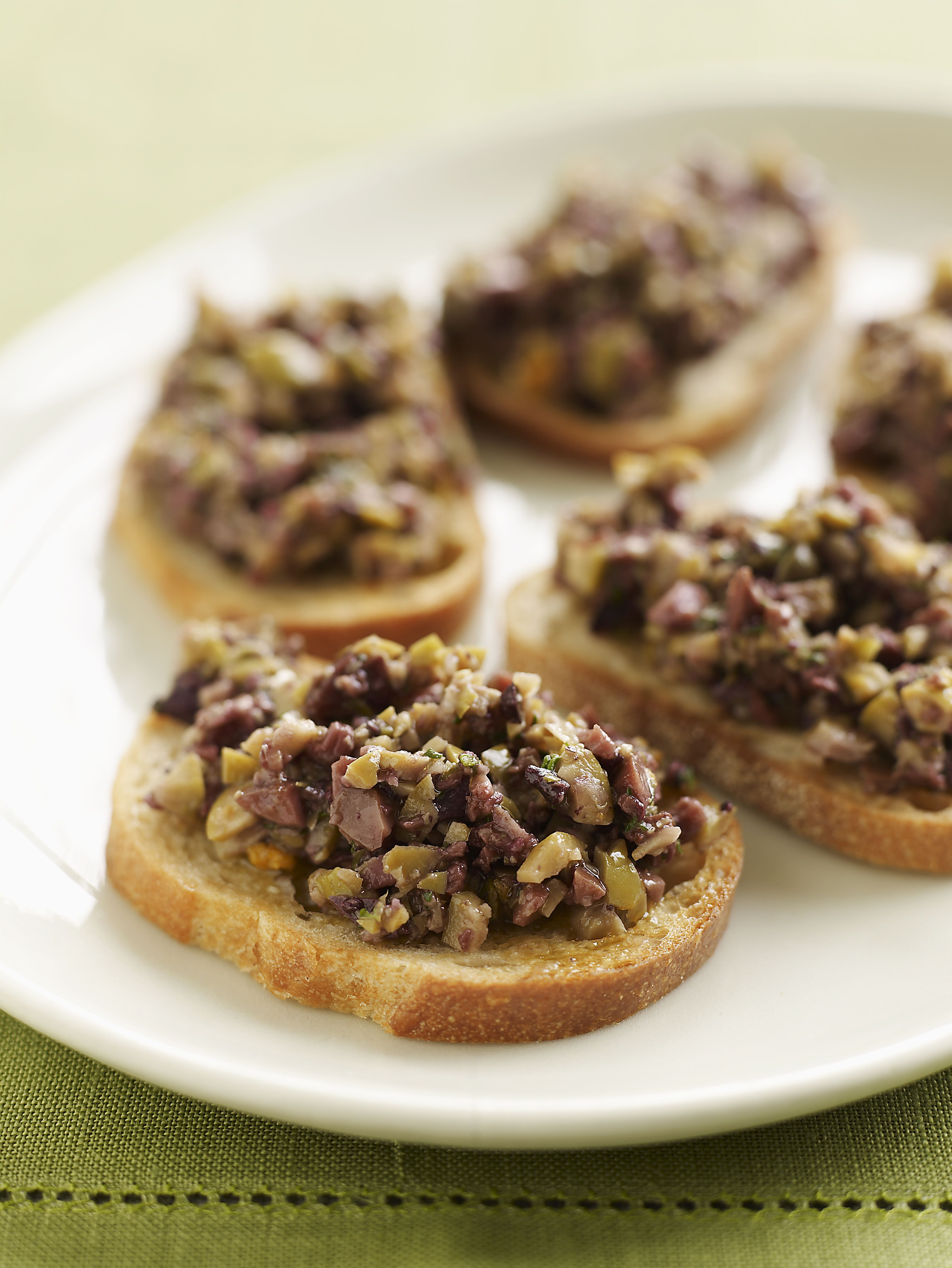 Homemade Olive Tapenade Recipe