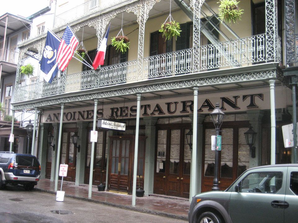 Private Rooms Restaurants New Orleans