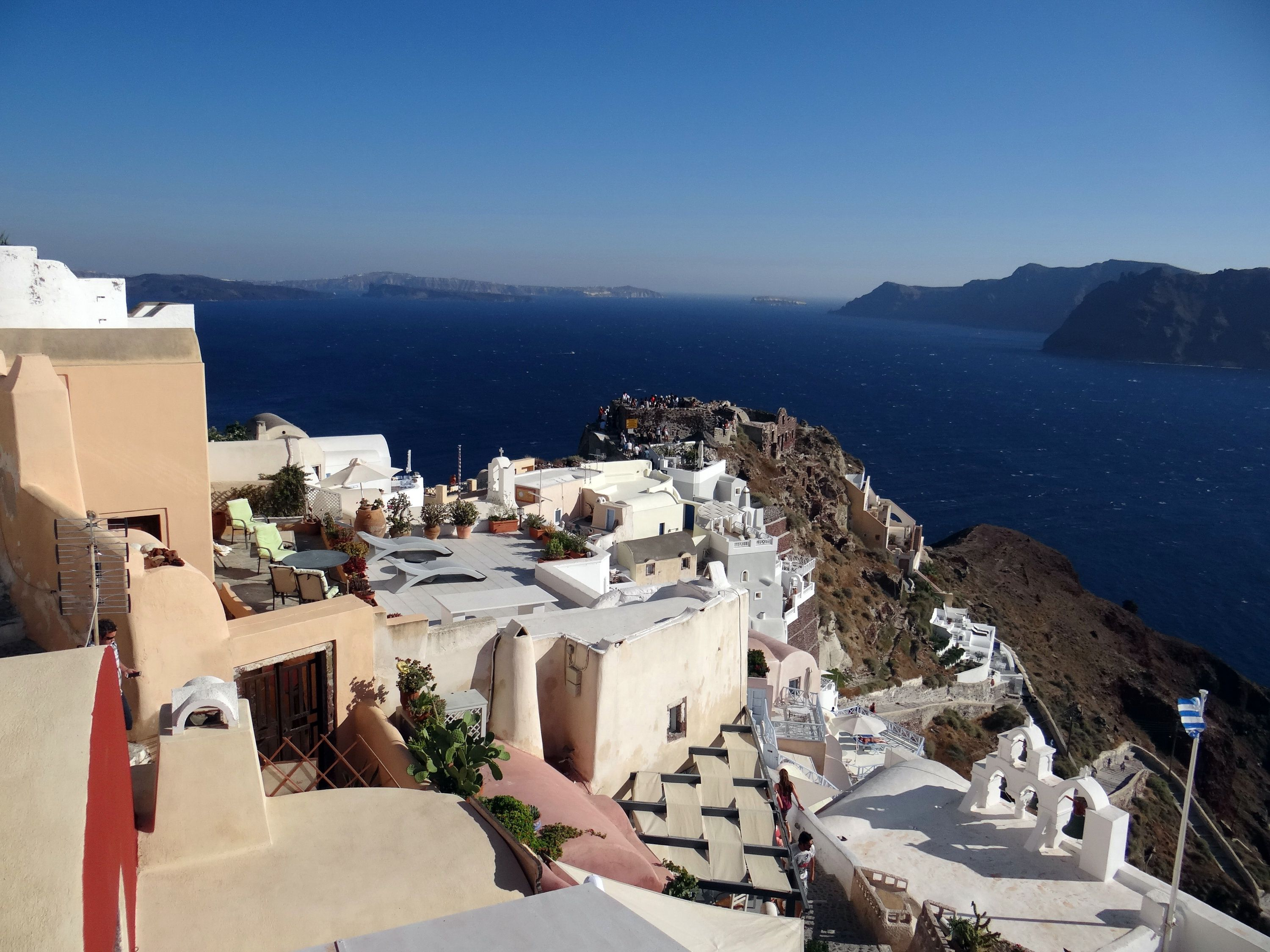 the best things to do in santorini