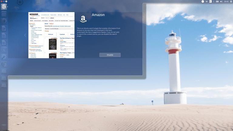 Remove Amazon From Ubuntu