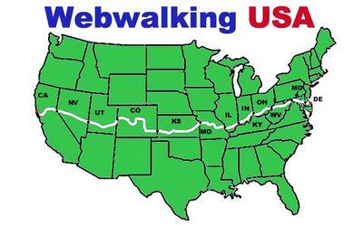 Webwalking USA Walking Program recommend