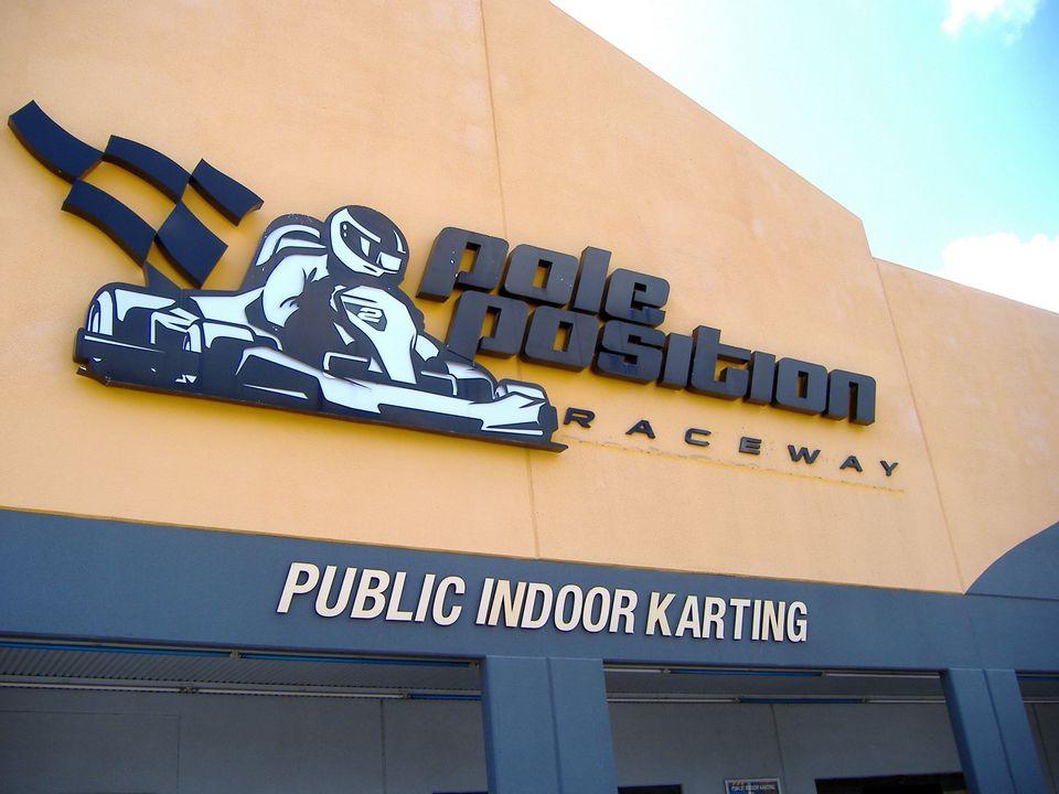 Pole Position Raceway Oklahoma City