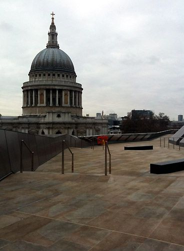 One New Change Roof Terrace