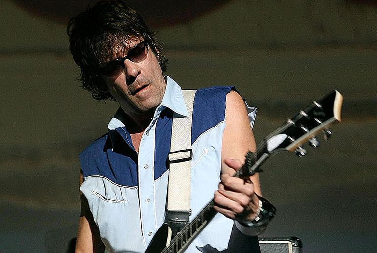 Paul Westerberg, front man for the Replacements.