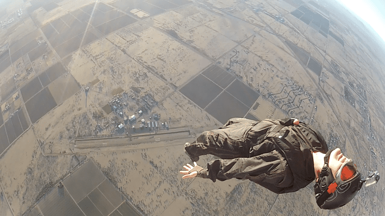 Your own gear makes skydiving so much comfier.