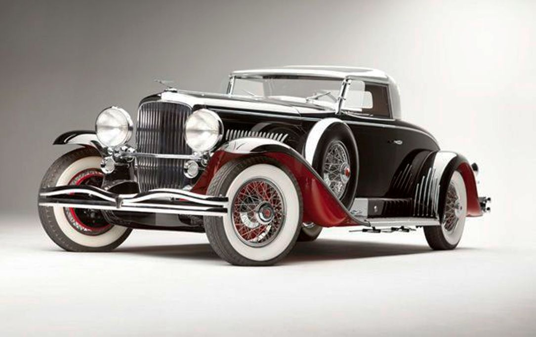 History of the Duesenberg