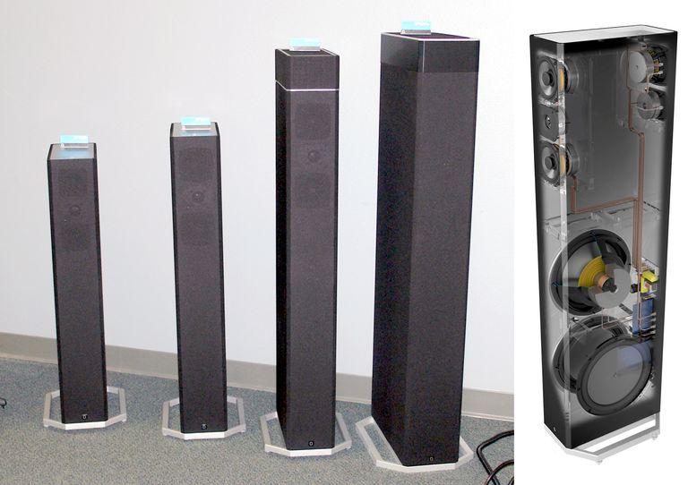 Definitive Technology BP9000 Series Loudspeakers