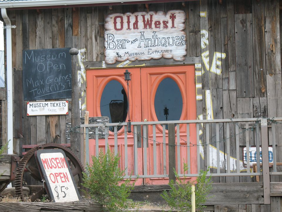 Old West Bar, Antiques, and Museum - Madrid, NM